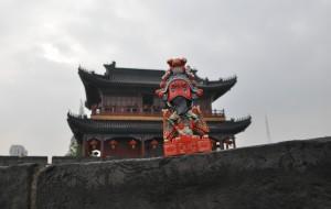 【荆州图片】荆州城——穿越三国的入口