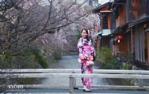 【京都图片】春の樱花季,踏遍关西235000步!