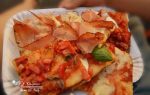 罗马美食-爱丽丝披萨(Via delle Grazie店)