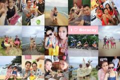 一起走过的长滩岛☀WE LOVE Boracay♡