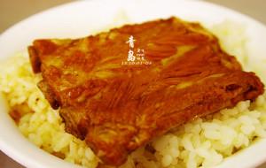 青岛美食-万和春排骨米饭(台东八路店)