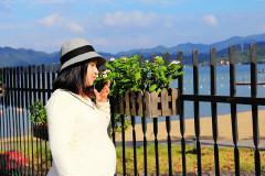 宁波后花园,美丽的东钱湖,家门口的小幸福—未完成