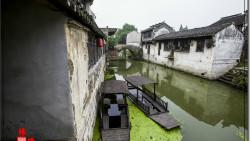 常州景点-杨桥村