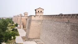 平遥景点-平遥古城墙