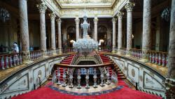 土耳其景点-多尔玛巴赫切宫(Dolmabahce Palace)