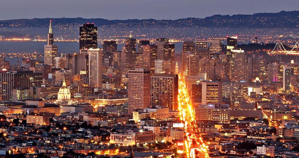 美国西海岸通常指的是加利福尼亚,俄勒冈和华盛顿州