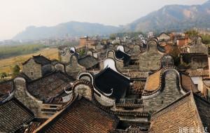 【清远图片】走进广东古村落(之五)清远上岳村