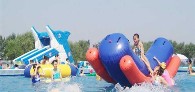 奥普乐欢乐水世界