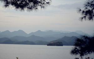 【杭州图片】那一抹水墨山黛----千岛湖