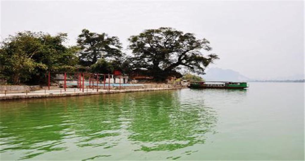 柳城中学风景图片