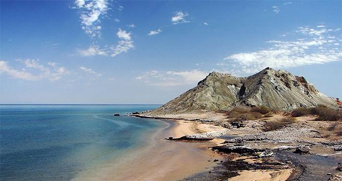 霍尔木兹岛图片