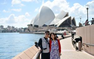 【悉尼图片】新婚两口子带上公婆18天澳洲无自驾澳大利亚轻松游——悉尼墨尔本惠森迪哈密尔顿岛大堡礁黄金海岸
