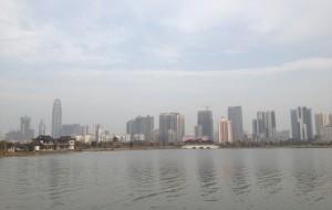 【石嘴山图片】沙湖冬日暖阳