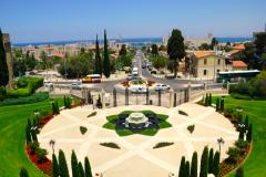 #消夏计划#北石:寻觅消失的空中花园-以色列巴哈伊教圣地