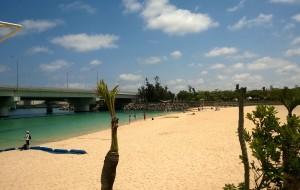 冲绳娱乐-波之上海滩