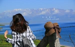 【伊犁图片】#消夏计划#Lisa travel 六月新疆,赴一场塞外之约