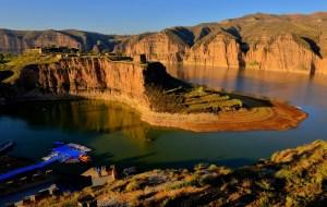 【偏关图片】2015国庆西北自驾游之一内蒙的老牛湾