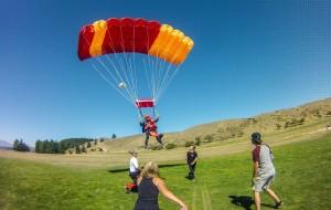 新西兰娱乐-瓦纳卡高空跳伞