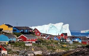 【格陵兰岛图片】格陵兰-色彩与线条