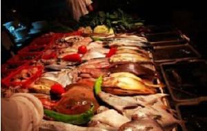 普陀山美食-西园海鲜排挡