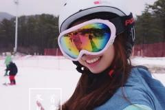 冬日里和首尔的记忆