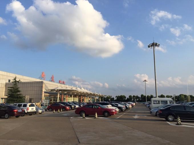 南通兴东机场
