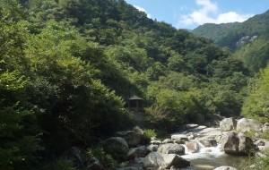 【金寨图片】大别山:【天堂寨——白马大峡谷】