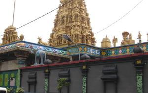 【棉兰图片】第四篇日记 棉兰南印度教庙巡礼