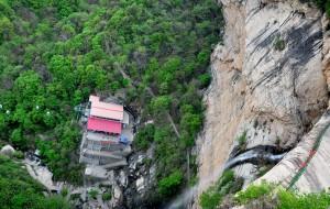 【阜平图片】《自驾游中国(周末)》河北 阜平【天生桥瀑布群景区】随风随性