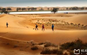 【阿拉善左旗图片】重走腾格里--2016年腾格里沙漠徒步记