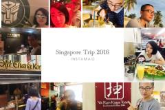 这里很nice!这里是新加坡!