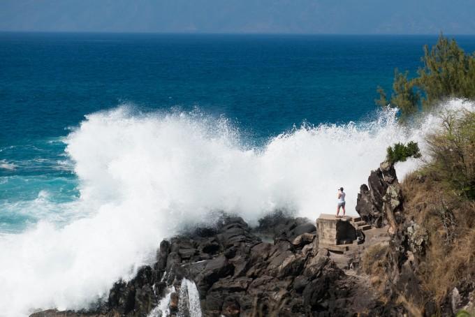 2016年1月 夏威夷茂宜岛哈纳公路环岛游