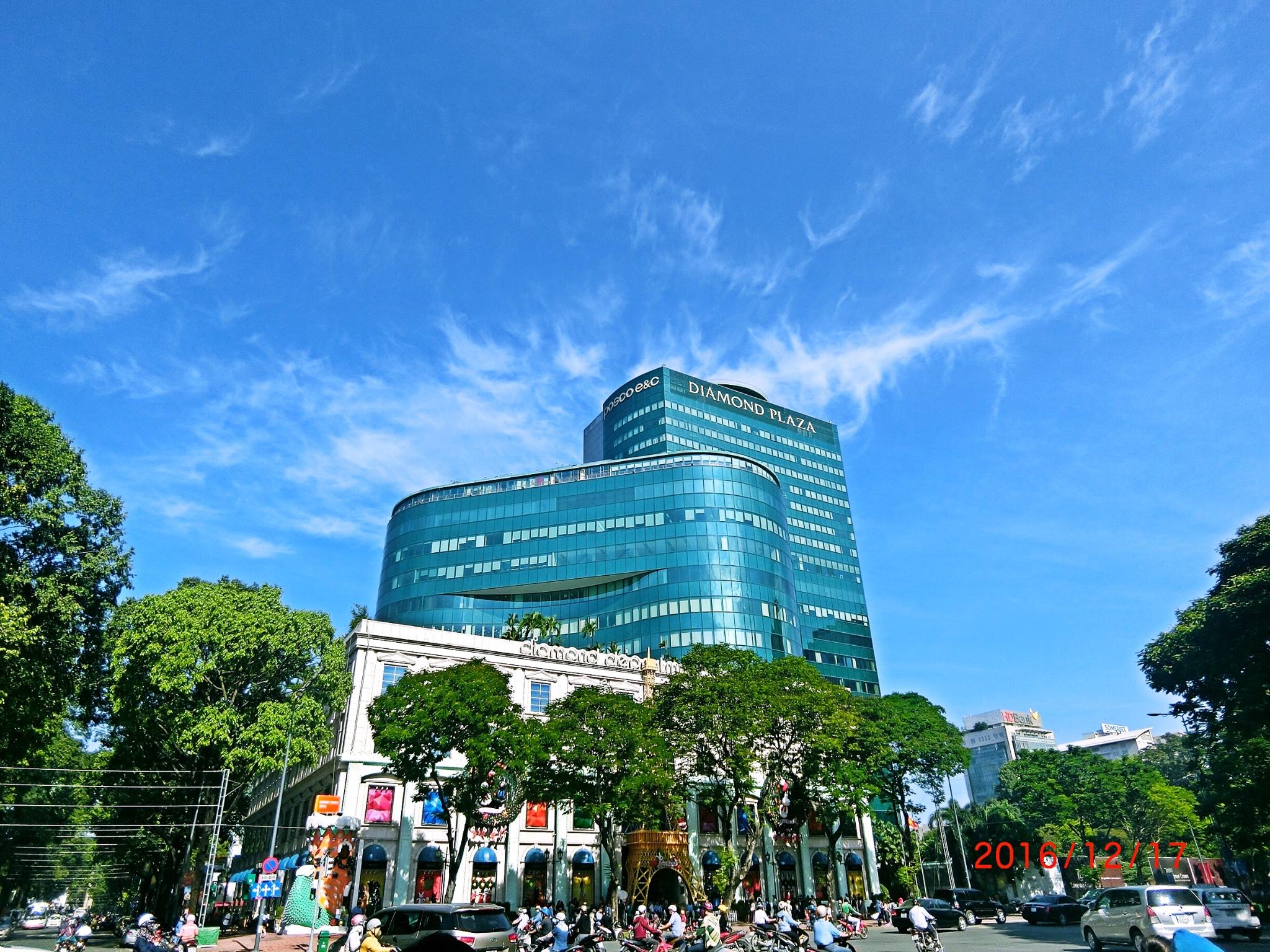 越南胡志明购物去哪里,越南胡志明购物哪里好,越南胡志明购物地点推荐