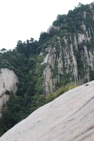 两天时间玩转华山 含仙峪 玉泉院 西岳庙