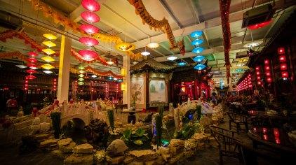 南京市溧水周园门票 电子票 方便快捷 赋故宫风范 藏皇家气度 中国宫殿的传统风格