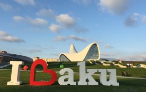 【阿塞拜疆图片】阿塞拜疆·巴库 落地签&转机一日游