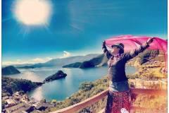 爱尚玩百名盟友探秘东方女儿国——泸沽湖