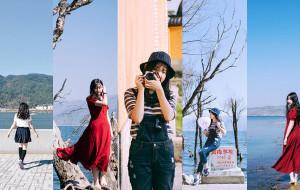 【香格里拉图片】云南丨把他们放在遥远,听她唱歌、为他撑伞(大理&梅里雪山)