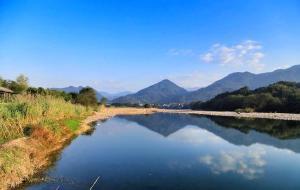 【丽水图片】走进浙江丽水,感受最美绿谷蓝!