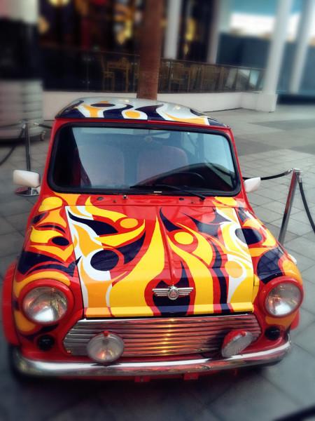 迪拜汽车图片 - 百度
