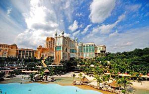 马来西亚娱乐-双威水上乐园