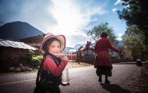 【林芝图片】越过山丘,虽然已白了头——西藏林芝山南环线@2015.10