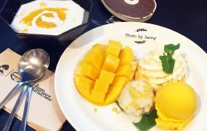 曼谷美食-Mango Tango(暹罗广场店)