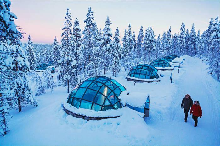 冰岛太贵了,暂不考虑,芬兰挪威在计划内,尤其是玻璃屋,跟团怕看不到