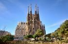 销量破千 西班牙巴塞罗那圣家堂圣家族大教堂Sagrada Familia门票(无需打印扫码入园)