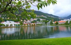 【奥斯陆图片】北欧5国行——挪威,如诗如画的峡湾情。