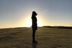 南威尔士4日——Cardiff, Swansea, Rhossili Bay,日落在世界的尽头