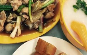 吉隆坡美食-汉记靓粥(茨厂街)