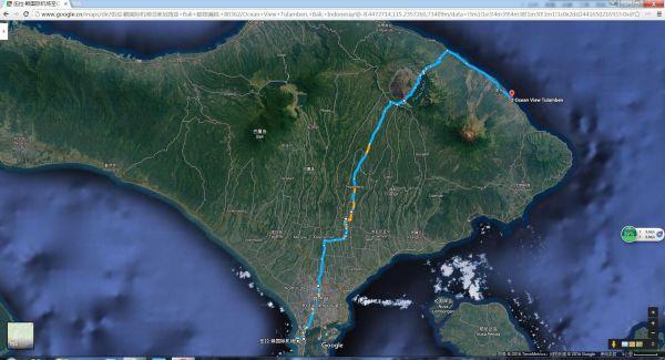 登巴萨机场。 6.8 登巴萨机场取在BigBike预约的摩托车,途径乌布皇宫和梯田,穿过巴图尔火山和巴图尔湖,最终到达位于图蓝本的Ocean View Dive Resort。  6.9 前往Amed的日本沉船自由潜,回到图蓝奔后在自由号沉船潜水。  6.10 凌晨0点出发世界肚脐阿贡火山  6.11 继续图蓝奔潜水,下午退房返回库塔  6.