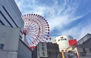 日本娱乐-Hep Five摩天轮